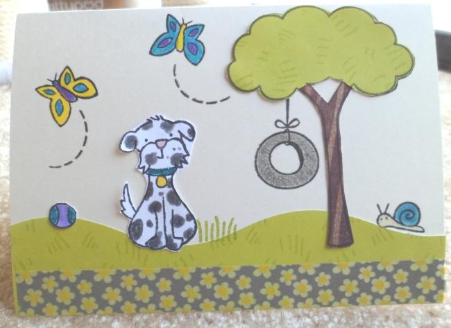 pet sympathy card -bumblebreeblog